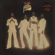 Click here for more info about 'Slade - Slade In Flame - Hype stickered sleeve - Ex'
