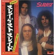 Slade Sladest Japan vinyl LP