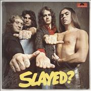 Click here for more info about 'Slade - Slayed? - 1st - shrink'