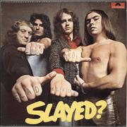 Click here for more info about 'Slade - Slayed? - US Vinyl'