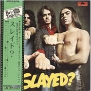 Slade Slayed? Japan vinyl LP