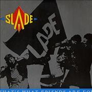 "Slade That's What Friends Are For UK 12"" vinyl"