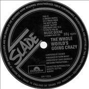 Click here for more info about 'Slade - The Whole World's Going Crazy'