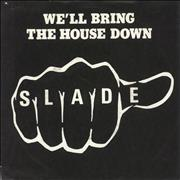 Click here for more info about 'Slade - We'll Bring The House Down - P/S'