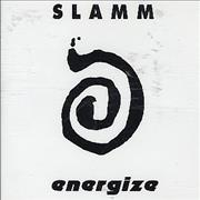 Slamm Energize UK CD single