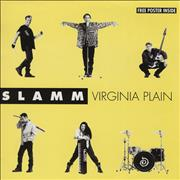 Click here for more info about 'Slamm - Virginia Plain'