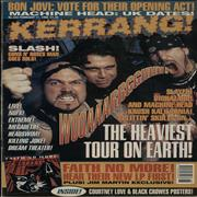 Click here for more info about 'Kerrang! Magazine - Kerrang! Magazine - Feb 95'