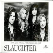 Click here for more info about 'Slaughter - Slaughter Rock Band Day'