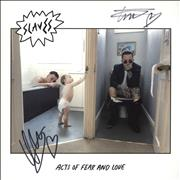 Click here for more info about 'Slaves (UK Band) - Acts Of Fear And Love - Autographed'