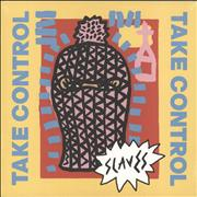 Click here for more info about 'Slaves (UK Band) - Take Control - Sealed'