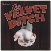 Click here for more info about 'Slaves (UK Band) - The Velvet Ditch EP - Sealed'