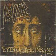 Click here for more info about 'Slayer - Eyes Of The Insane'