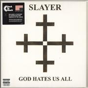 Click here for more info about 'Slayer - God Hates Us All - 180gm Vinyl - Sealed'