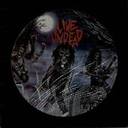 Click here for more info about 'Slayer - Live Undead + Sleeve & Merchandise Insert'