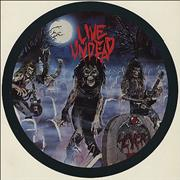 Click here for more info about 'Slayer - Live Undead'