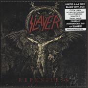 Click here for more info about 'Slayer - Repentless - 6 x 6½ Vinyl Box'