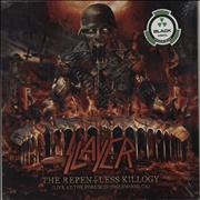Click here for more info about 'Slayer - The Repentless Killogy (Live At The Forum In Inglewood, CA) - Black Vinyl - Sealed'