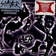 Click here for more info about 'Slayer - Undisputed Attitude - sealed'
