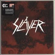 Click here for more info about 'Slayer - World Painted Blood - 180gm Vinyl - Sealed'