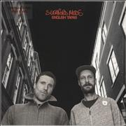 Click here for more info about 'Sleaford Mods - English Tapas - Red Vinyl + Shrink'