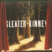 Click here for more info about 'Sleater-Kinney - The Woods'