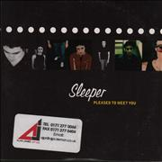 Click here for more info about 'Sleeper - Pleased To Meet You'