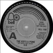 Click here for more info about 'Slik - The Kid's A Punk'