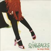Click here for more info about 'Slingbacks - No Way Down - Red Vinyl'