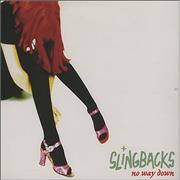 Click here for more info about 'Slingbacks - No Way Down'