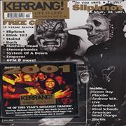 Click here for more info about 'Kerrang! Magazine - Kerrang! Magazine + CD - Nov 01'