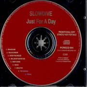 Click here for more info about 'Slowdive - Just For A Day'