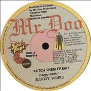 Click here for more info about 'Sluggy Ranks - Ketch Them Fread'