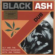 Click here for more info about 'Sly & Robbie - Black Ash Dub - 180gm Orange Vinyl'