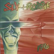 Click here for more info about 'Sly & Robbie - Fire'