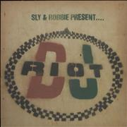 Click here for more info about 'Sly & Robbie - Sly & Robbie Present... DJ Riot'