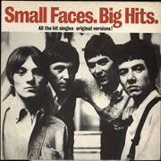 Click here for more info about 'Small Faces - Big Hits - gatefold - EX'