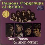 Click here for more info about 'Small Faces - Famous Popgroups Of The '60s Volume 1'