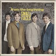 Click here for more info about 'Small Faces - From The Beginning - Test Pressing + Proof sleeve'
