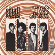 Click here for more info about 'Small Faces - Itchycoo Park - RSD12'