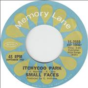 Click here for more info about 'Small Faces - Itchycoo Park'