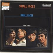 Click here for more info about 'Small Faces - Small Faces (1967) - 180gm Blue Vinyl'