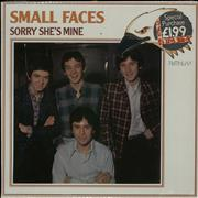 Click here for more info about 'Small Faces - Sorry She's Mine - Sealed'