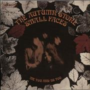 Click here for more info about 'Small Faces - The Autumn Stone - RSD16 - Gold Vinyl'