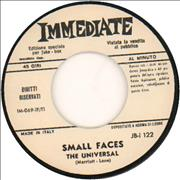 Click here for more info about 'Small Faces - The Universal - Jukebox'