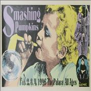 Click here for more info about 'Smashing Pumpkins - At The Palace'