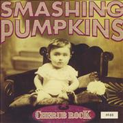 "Smashing Pumpkins Cherub Rock - Clear Vinyl UK 7"" vinyl"