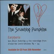 Click here for more info about 'Smashing Pumpkins - Earphoria'