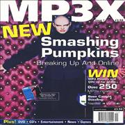 Click here for more info about 'Smashing Pumpkins - MP3X'