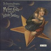 Smashing Pumpkins Mellon Collie And The Infinite Sadness - 1st - EX UK 3-LP vinyl set