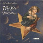 Smashing Pumpkins Mellon Collie And The Infinite Sadness - 1st UK 3-LP vinyl set